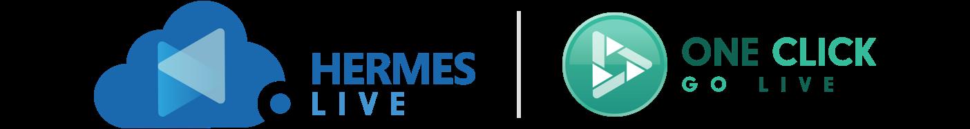 Hermes Live Logo